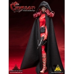 "Boxed Figure: Flirty Girl Heroes of the North ""CRIMSON"" (FGCDX-003)"