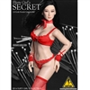 Clothing Set: Flirty Girl Red Secret Lingerie Set
