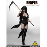 Clothing Set: Flirty Girl Reaper - Cosplay Clothing Set (FG-2015-22)