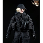 Uniform Set: Fire Girl Female Shooter-Tactical Operator (FG-005)