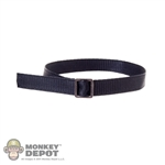 Belt: Fire Girl Black Female Belt