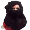 Mask: Flirty Girl Black Assassin Hood