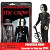 Carded Figure: Funko The Crow ReAction 3 3/4-Inch Retro Action Figure (4136)