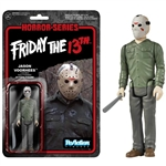 Carded Figure: Funko Jason ReAction 3 3/4-Inch Figure (4132)
