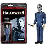 Carded Figure: Funko Michael Myers ReAction 3 3/4-Inch Figure (4133)