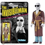 Carded Figure: Funko Universal Monsters Invisible Man ReAction 3 3/4-Inch Figure (4164)