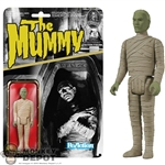 Carded Figure: Funko Universal Monsters The Mummy ReAction 3 3/4-Inch Figure (4089)