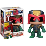 Boxed Figure: Funko POP Vinyl Judge Dredd