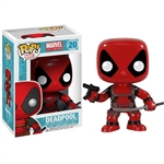 Boxed Figure: Funko POP Vinyl Deadpool