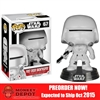 Boxed Figure: Funko POP Star Wars First Order Snowtrooper