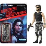 Carded Figure: Funko Snake Plissken ReAction 3 3/4-Inch Figure (3905)