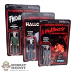 Carded Figure: Funko Freddy Krueger ReAction 3 3/4-Inch Figure (4130)