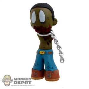 Mini Figure: Funko AMC The Walking Dead Series 2 Michonne's Walker #2