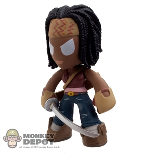 Mini Figure: Funko AMC The Walking Dead Series 2 Michonne