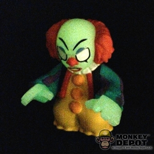 Mini Figure: Funko Horror Series Glow Pennywise (Chase)