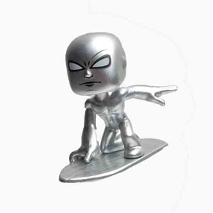 Mini Figure: Funko Marvel Bobble Head Silver Surfer
