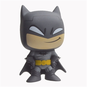 Mini Figure: Funko DC Universe Smirking Batman Black Costume