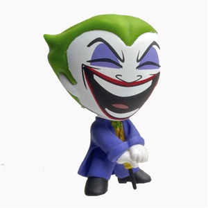 Mini Figure: Funko DC Universe Closed Eyed Joker