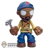 Mini Figure: Funko Walking Dead Series 3 Bloody Tyreese (1/36)
