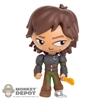 Mini Figure: Funko How To Train Your Dragon 2 Hiccup w/Flaming Sword