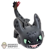 Mini Figure: Funko How To Train Your Dragon 2 Angry Toothless