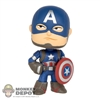 Mini Figure: Funko Avengers 2 Captain America (Bobble Head)