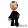 Mini Figure: Funko Supernatural Crowley