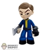 Mini Figure: Funko Fallout Male Vault Dweller