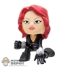 Mini Figure: Funko Marvel Civil War - Black Widow (Bobble Head)