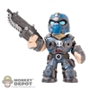 Mini Figure: Funko Gears Of War Clayton Carmine