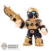 Mini Figure: Funko Gears Of War Golden Cog Soldier (1/36)