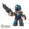 Mini Figure: Funko Gears Of War Anthony Carmine (1/36)