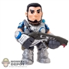 Mini Figure: Funko Gears Of War Dominic Santiago
