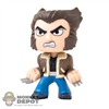 Mini Figure: Funko X-Men Logan - Wolverine (Bobblehead)