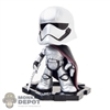 Funko Mini: Star Wars Last Jedi Captain Phasma Bobble-Head