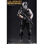 Boxed Figure: Flagset The Masked Mercenaries (73003)