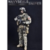Boxed Figure: Flagset Navy SEALS Sniper (73004)