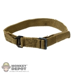 Belt: Flagset Tan Riggers Belt