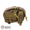 Pouch: Flagset Coyote BDS Tactical Super Admin Pouch