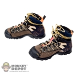 Boots: Flagset Asolo Boots