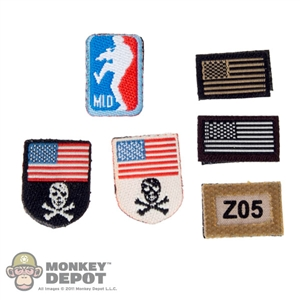 Insignia: Flagset SFG Patch Set