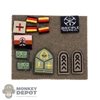 Insignia: Flagset KSK Patch Set
