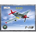 Flight Wing: 1/18 US WWII P-51D Easy