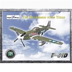 Flight Wing: 1/18 US WWII P-51D The HunHunter