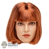 Head: GAC Toys Amanda Short Red Hair (GAC-009D)