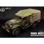 Boxed Vehicle: Go Truck 1/6 - Dodge Truck WC52