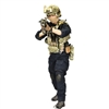 Boxed Figure: Green Wolf Gear S.A.S C.R.W Assaulter (Exclusive) (26022S)