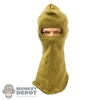 Mask: GWG Green Balaclava