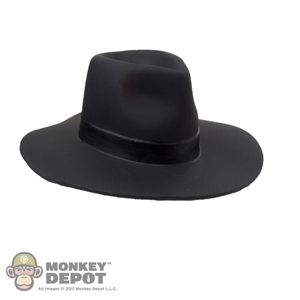 "Hat: Go Hero X ""The Shadow"" Molded Fedora"
