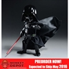 "Collectible Figure: Herocross 6"" Darth Vader - Hybrid Metal Figuration (902558)"